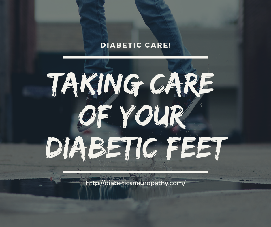 10 Tips for the best footcare for a Diabetic